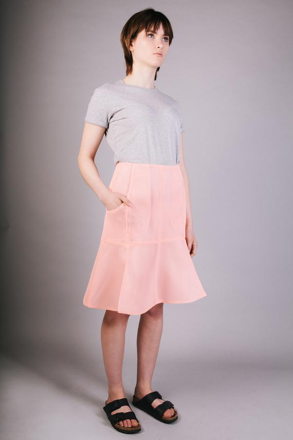 Livia Arena Split Spacer Skirt