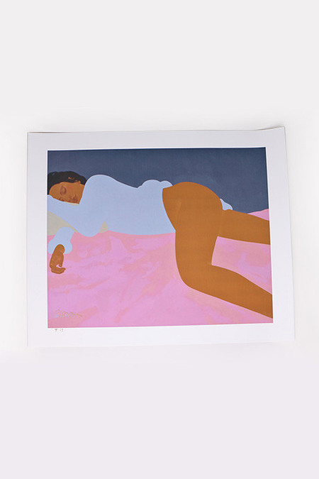 Pegge Hopper Warm Afternoon Print