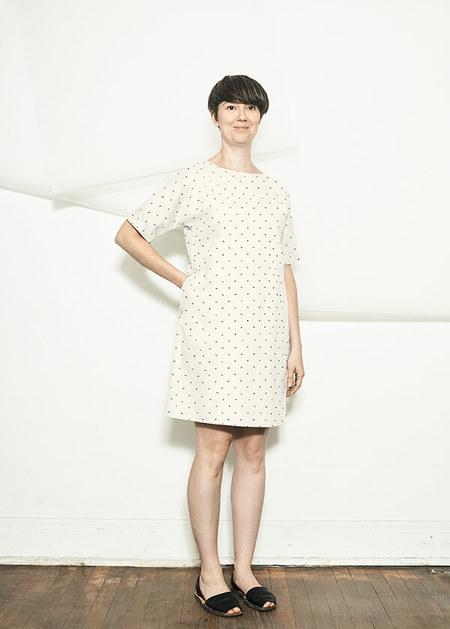 Atelier B Dot Dress