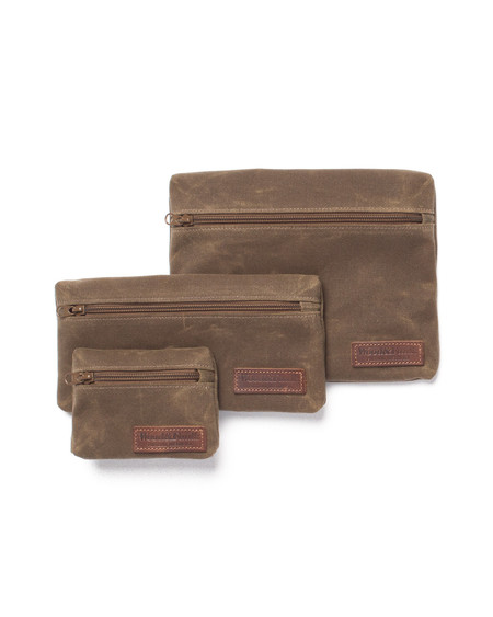 Wood&Faulk Cascade Range Tan Mini Packs