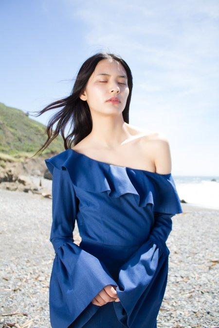 Nika Tang Amara Long Dress
