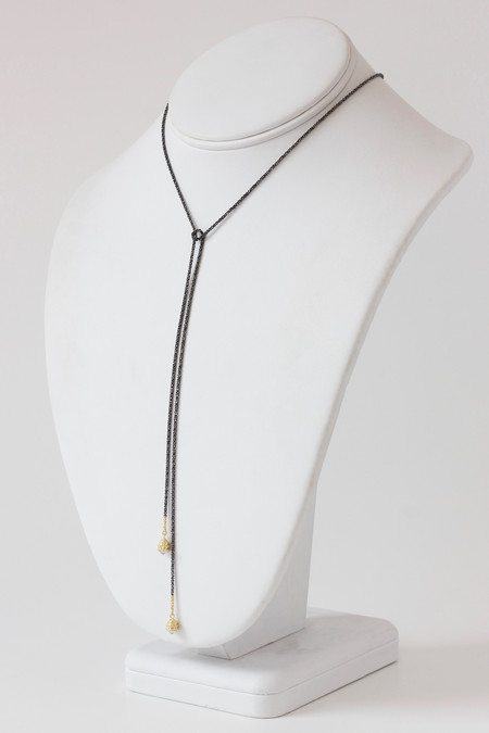 Marie Laure Chamorel Lariat Necklace MLS396