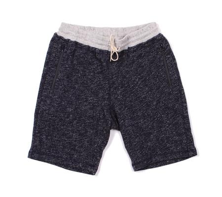 Creep Gym Shorts | Navy Fleece