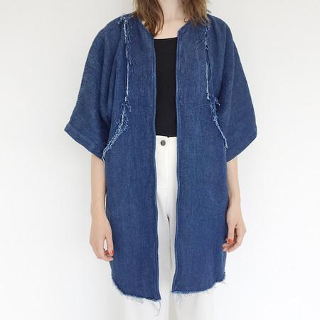 the general public Indigo Kimono