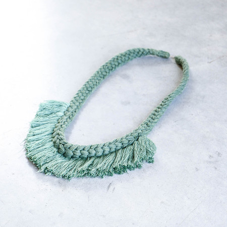 Erin Considine Augustin Necklace in Verde