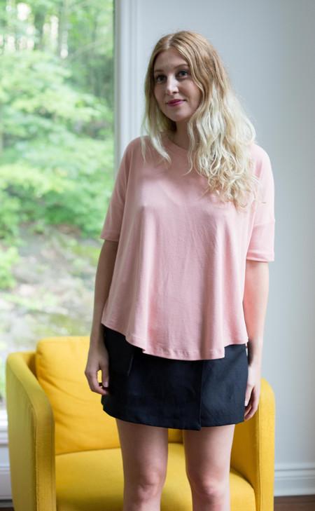 Hutchison Claire Top (Pink)