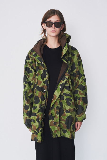 Assembly Vintage Camo Columbia Coat