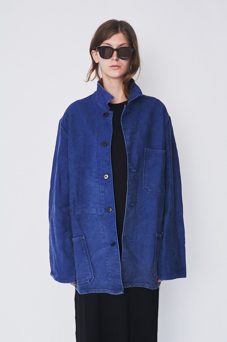Assembly Vintage Indigo Workcoat