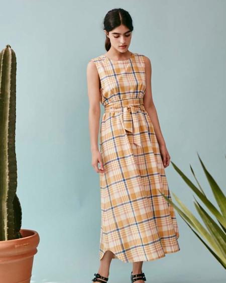 Rachel Antonoff St. Clair midi dress