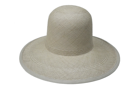 Clyde Panama Hat - Putty
