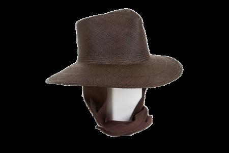 Clyde Shade Hat - Espresso