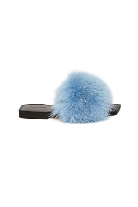 PARME MARIN BABY BLUE FURRY BABY