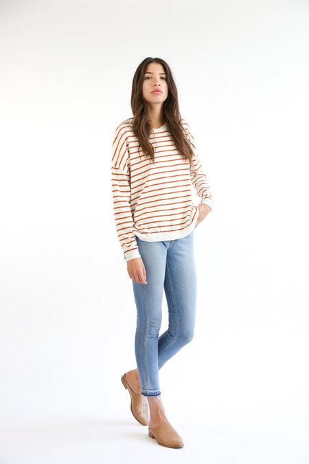 Just Female Gabrie Knit - Hazel Stripes