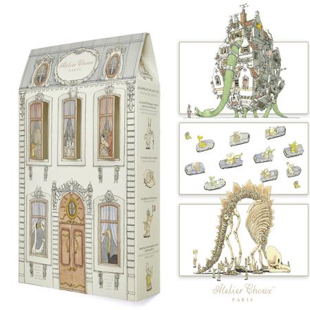 Atelier Choux Gift Set - Prehistoric