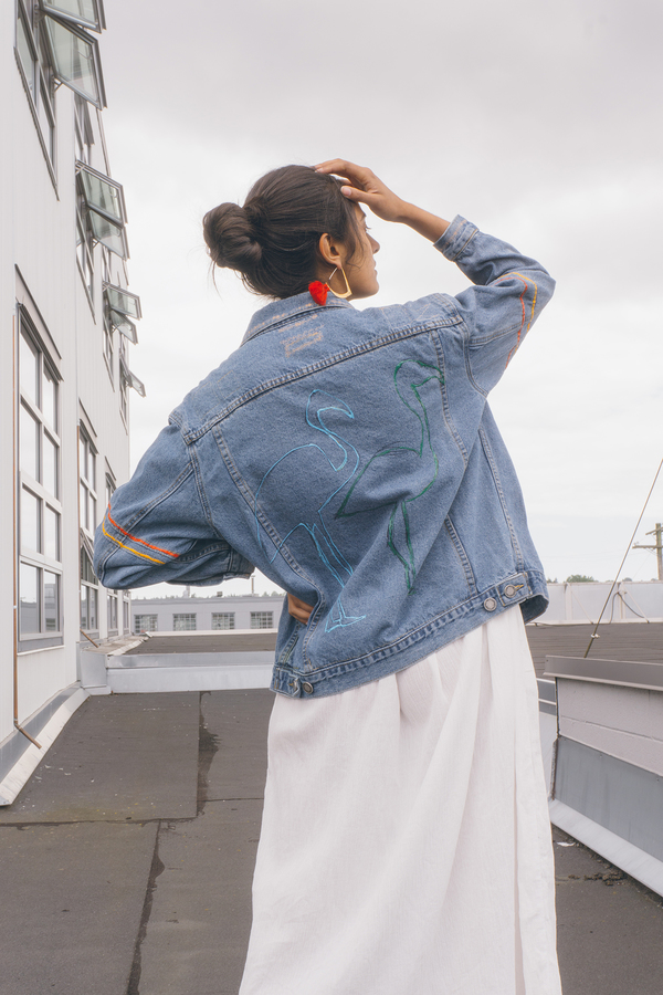 GARMENTORY EXCLUSIVE | L'equip Summer Sunk Jacket