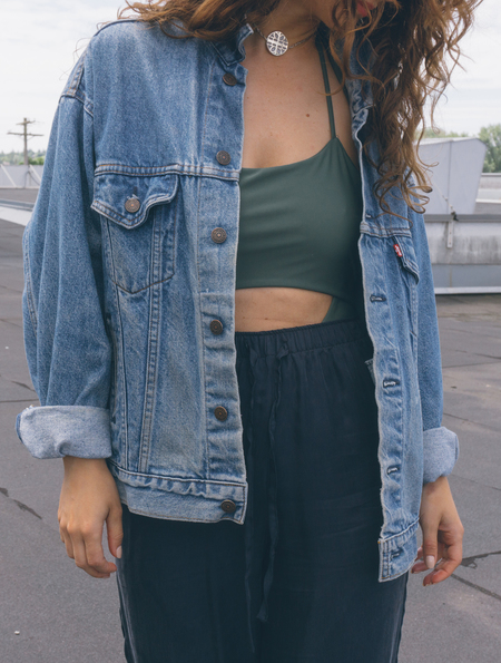 GARMENTORY EXCLUSIVE | Lacar Orphée Choker
