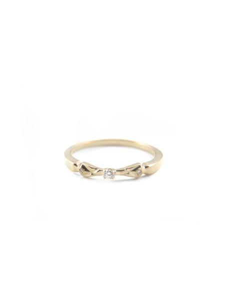 IGWT Madeleine Ring - Yellow Gold