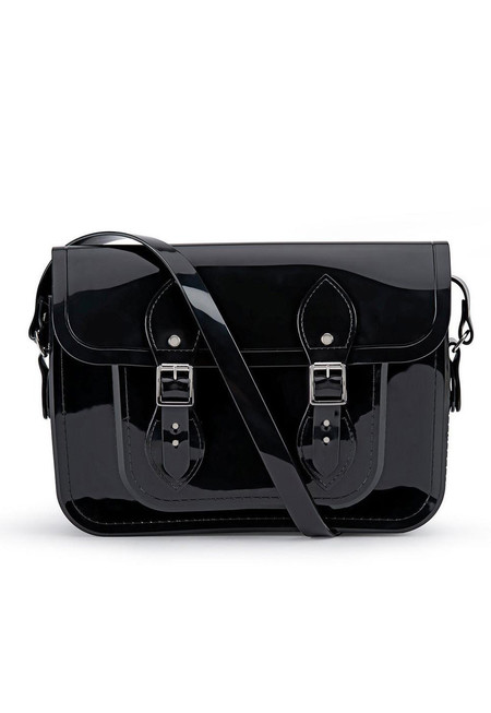 Melissa Cambridge Satchel in Black