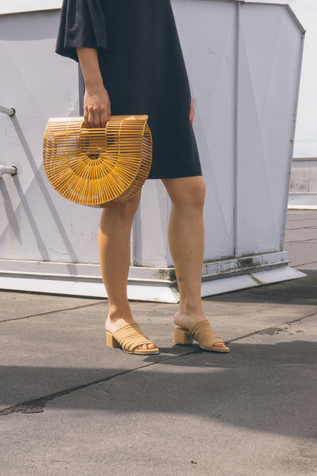GARMENTORY EXCLUSIVE | Megan Huntz Vale Bell Sleeve Mini
