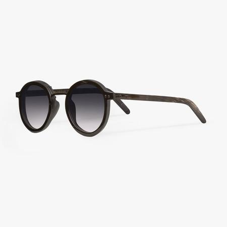 BLYSZAK Eyewear Collection IV Horn Round Frames