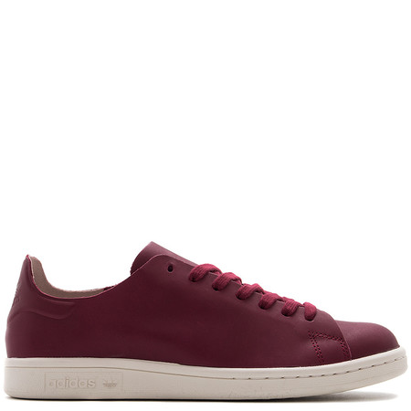 ADIDAS WOMEN'S STAN SMITH COLLEGIATE BURGUNDY