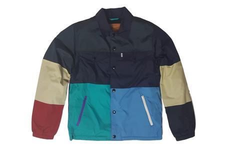 Levis Red Tab Levi's Coach Trucker Jacket