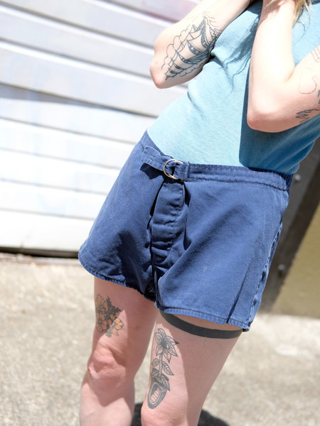 Shop Boswell VINTAGE 1940'S SURF SHORTS
