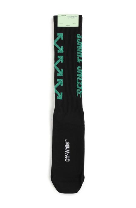 Off-White Intarsia Arrows Socks