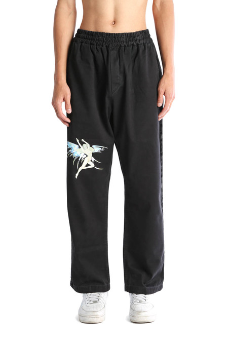 Off-White Washed Track Pant
