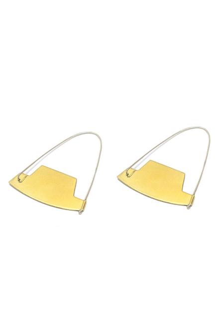 Erin Considine ARC HOOP EARRINGS