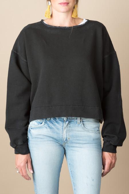 Rachel Comey Mingle Sweatshirt In Charcoal