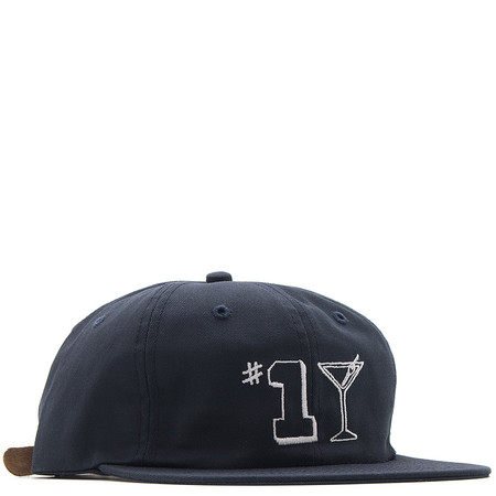 ALLTIMERS #1 TINI HAT - NAVY
