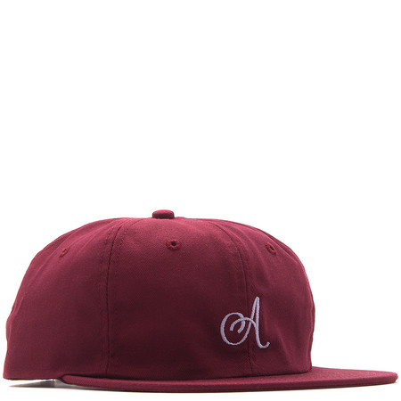 ALLTIMERS CLASSIC A HAT - BURGUNDY