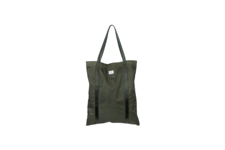 Norse Projects RIPSTOP TOTE - DRIED OLIVE