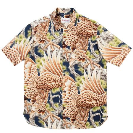 Freenote Cloth Freenote Death Eagle Shirt