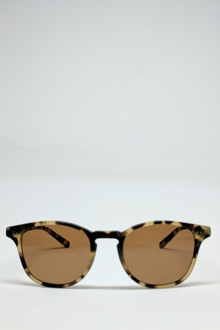 Shwood Kennedy Sunglasses // Matte Havana