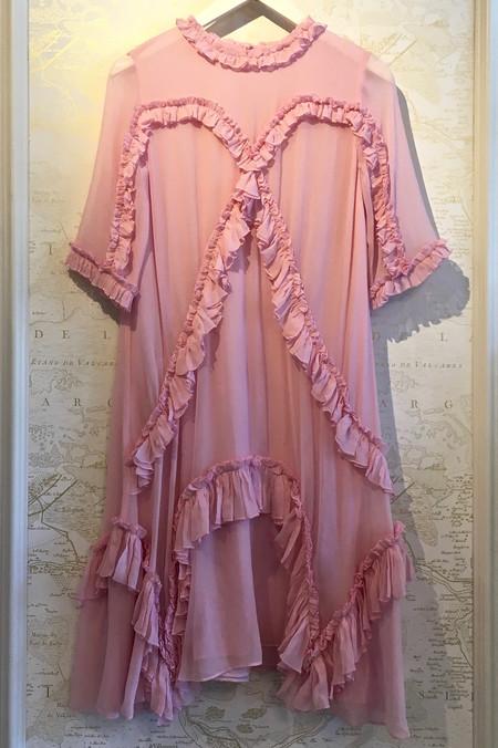 Ulla Johnson Silk 'Pegeen' Dress