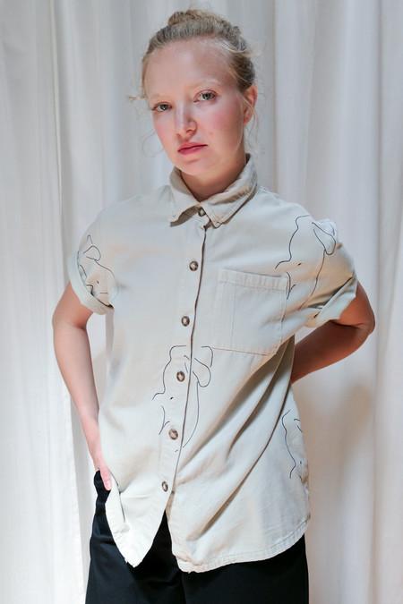 Millie + Lou Audrey Short Sleeve Shirt