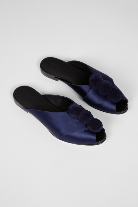 Trademark PomPom Sandal