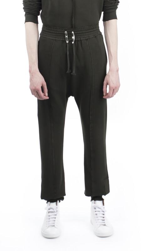 Damir Doma Dark Green Sweatpants