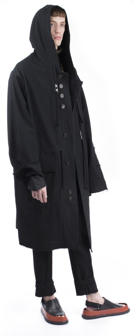 Damir Doma Hooded Coat