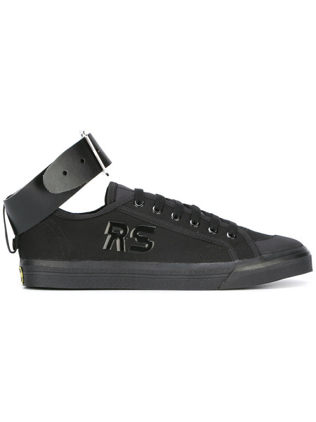 Adidas x Raf Simons Spirit Buckled Sneakers