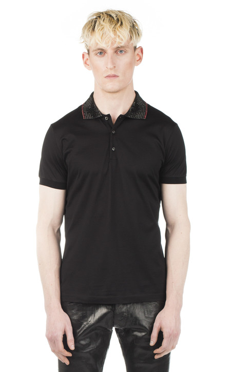 Dsquared2 Studded Polo T-shirt
