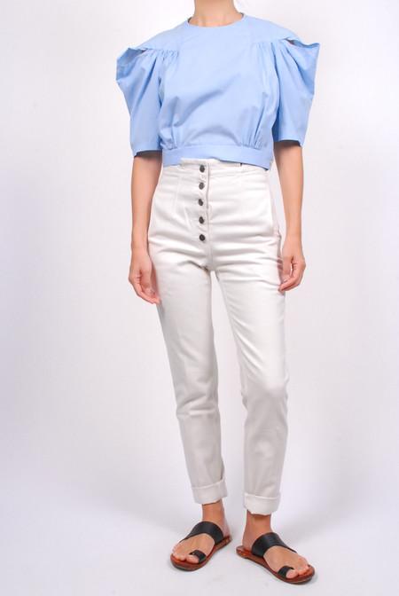Rachel Comey Crescent Top - Blue