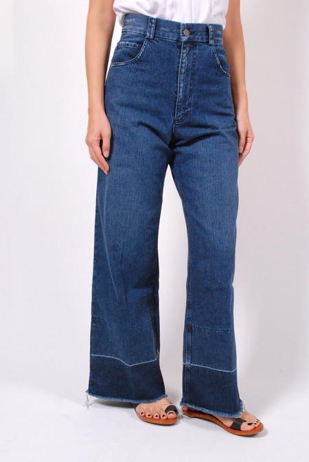 Rachel Comey Legion Pant Classic - Indigo