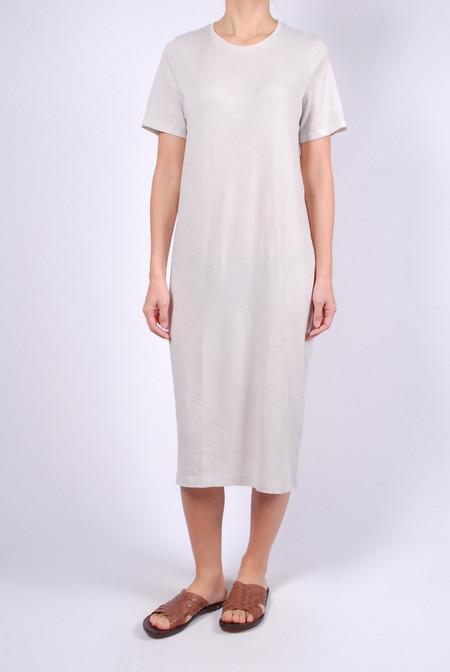 Raquel Allegra Short Sleeve Dress - Dirty White