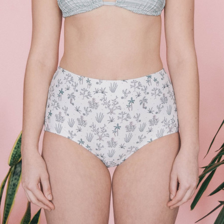Mimi Hammer Exotic High Waist Bottoms