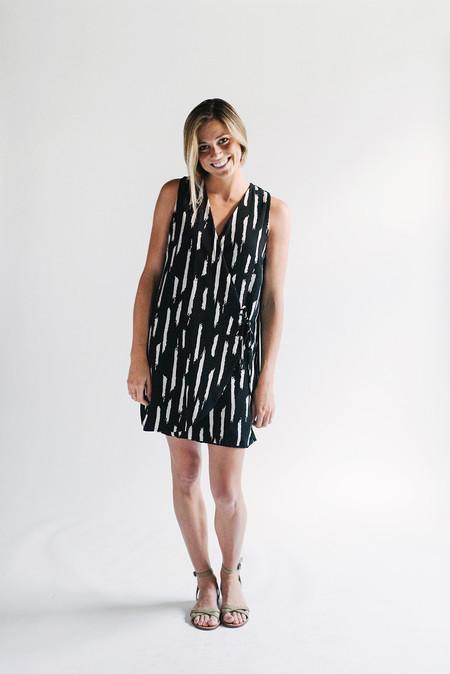 Mod Ref Hilda Wrap Dress