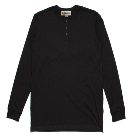 Milworks Henley Black
