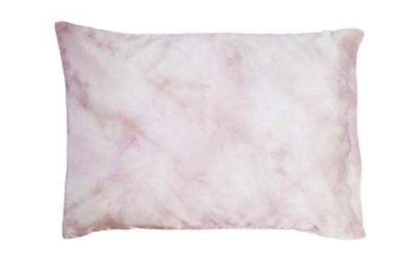 UPSTATE Silk Beauty Sleep Pillow in Hibiscus